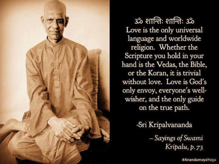 Kripalvananda e lo Yogi Immortale